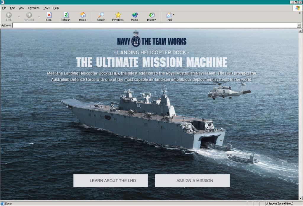 Navy's LHD